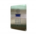 TM-S3000 2G GSM Vandal-Proof Wireless Intercom Gate door entry system (Stainless Steel Flush-Mounted Cover)